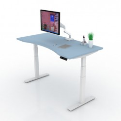 9am Pesk Smart Electric Height Adjustable Table